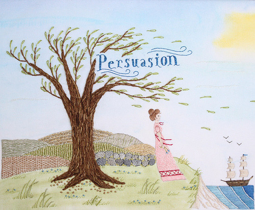 Persuasion - Jane Austen (by flossbox)