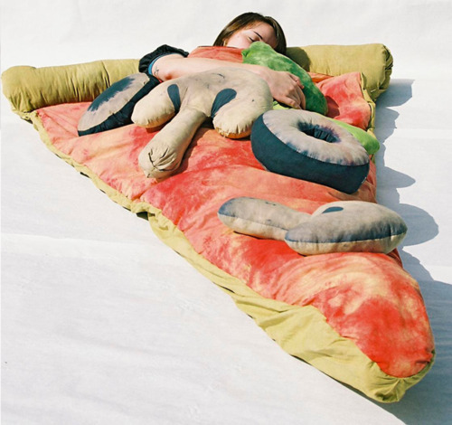 Pizza Bed….