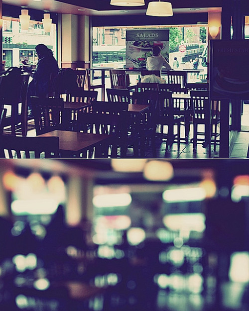 cafe by Alyssa Almeida on Flickr.
