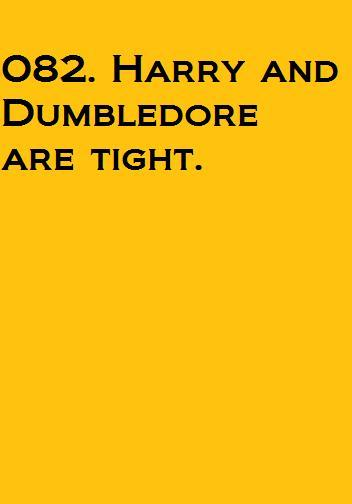 Learned from Harry and Dumbledore in A Very Potter Musical and A Very Potter Sequel