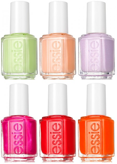 4 simple words of the wise: Buy and try Essie. I'm dead serious. They're simply amazing and come in a multitude of colors.