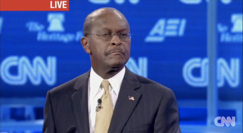 "Herman Cain was asked if he'd help Israel if they attack Iran, with the goal of preventing them from acquiring nuclear weapons. He suggested he would first make sure Israel had a sensible plan, and warned that Iran was ""very mountainous."" Ron Paul, when questioned, said he would not help Israel in that fight, citing their own nuclear arsenal as a reason no such help would be necessary. Check out DC Decoder for further coverage!"