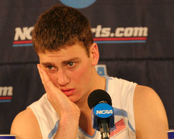 Speaking of Tyler Hansbrough crying… How did The Muppets miss out on such a crucial cameo?