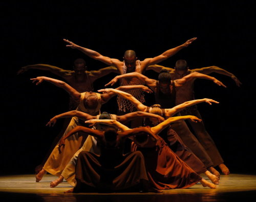 "Alvin Ailey Dance Theater ""Revelations"" legacy…tradition…soul…"