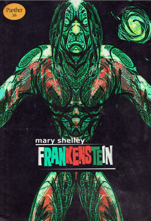 mary shelley frankenstein by SHANE OAKLEY