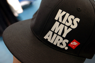 Kiss my airs///raw