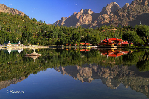 gotraveling:  Shangrila Resort at Skardu, Pakistan  Follow us on Facebook | Twitter or Submit something or Just Ask!