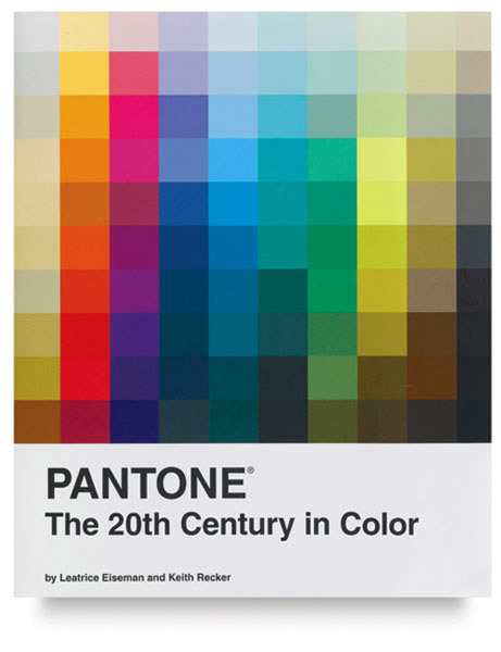 curiositycounts:  PANTONE – a color history of the 20th century  WANT.