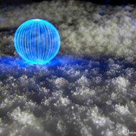 Snow Ball by Christopher Renfro