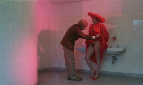 at-the-volta:  reassurance:  A Zed & Two Noughts. Peter Greenaway. 1986. UK/Netherlands.  I thought Volta fans might get a kick out of this.