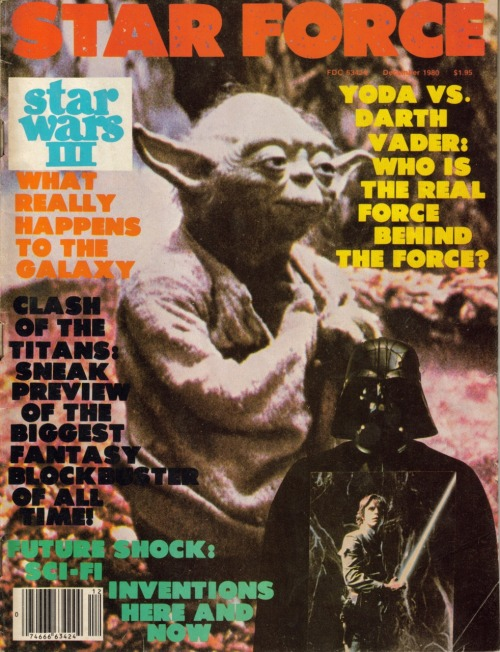 Star Force, December 1980. (via ebay.com)