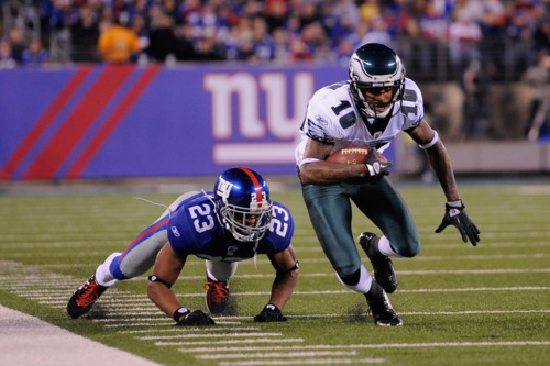 DeSean Jackson Eagles Giants