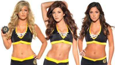 Meet the 2011-12 Boston Bruins Ice Girls »