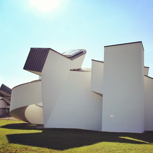 archdaily:  @Vitra Design Museum by #FrankGehry #archdaily #architecture #building_buddy  (Taken with instagram)