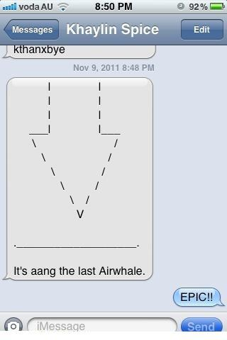 The Last Airwhale