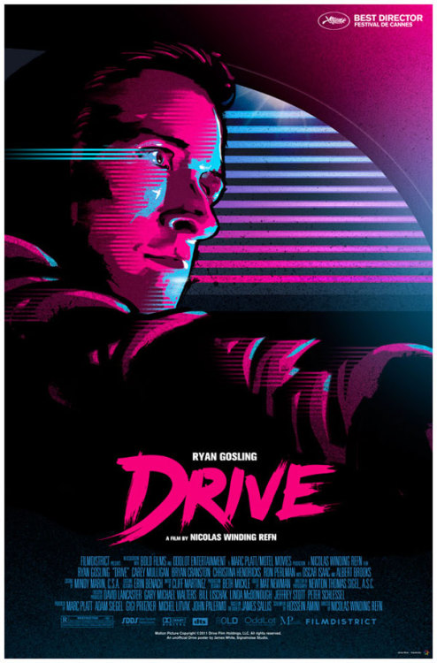 captainhavoc:  My favorite Drive poster
