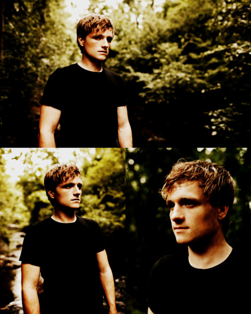perfect peeta is perfect ♥