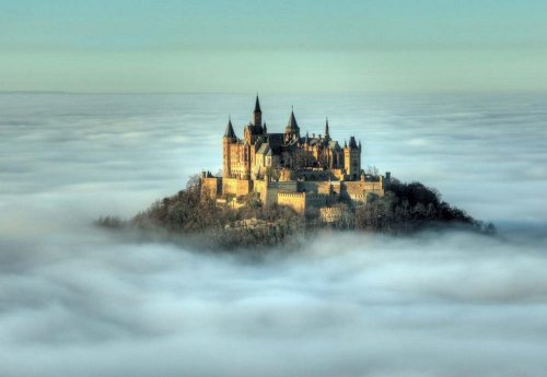 fromeuropewithlove:  Hohenzollern Castle, Germany
