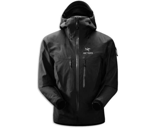 mhreviewr:  Arc'teryx Sabre SV Jacket Discretion is the better part of coolness. This freeride-fit jacket has more high-tech features than we've ever seen in a piece of mountain software, yet it doesn't sacrifice the relaxed, fashion-forward attitude skiers and boarders love. Start with its design: Its generous cut allows for easy layering and mobility, but its anatomical shaping enhances fit and comfort sans layers. Then consider its watertight zippers, laminated hems and cuffs, micro seam allowances, and—our favorite feature—its brimmed hood, which can cover your helmet and connects to a laminated chin guard. It's time to hit the slopes.  $475 at Amazon For more gift ideas, check out the Men's Health Holiday Gift Guide.