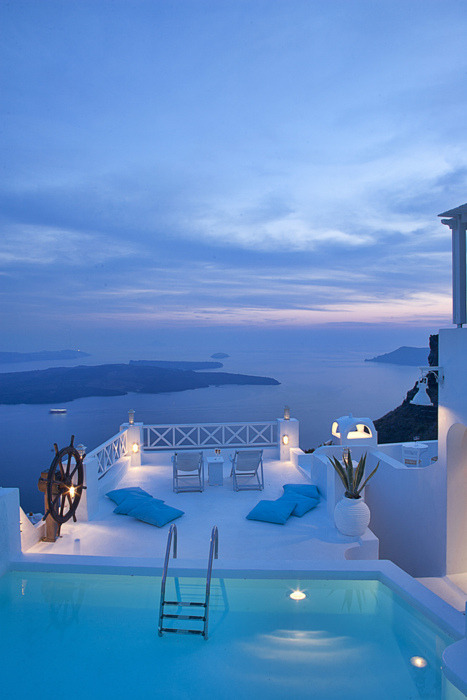 Santorini, Greece. Place I cant wait to visit.