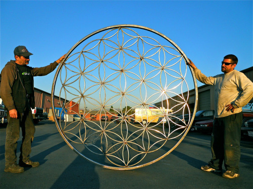 Steel Werx's, Wheel of Life.