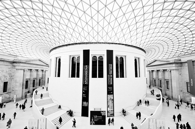 British Museum on Flickr.Via Flickr:  Londonluisandrei.com | facebook