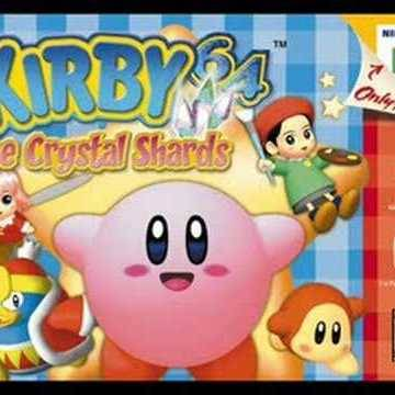 Kirby 64: The Crystal Shards Music- Studying The Factory