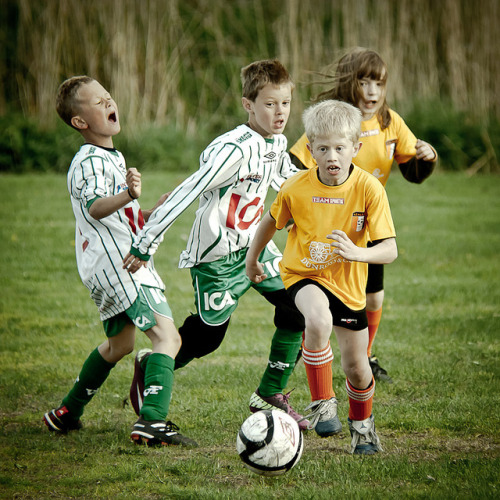 Football drama on Flickr.