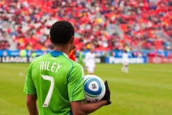 First Kasey Keller retires… and now we lose James Riley & Tyson Wahl in the same day? I CAN'T EVEN.