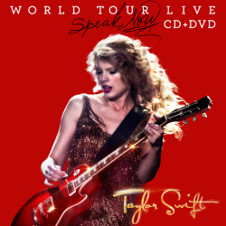 Speak Now World Tour Live on Flickr. Alternate cover for the Target Deluxe Edition