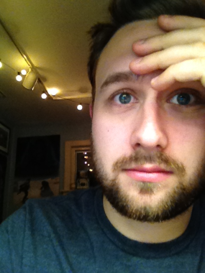 dlheidemann:  GPOYW Playing catch up tonight.  (no shave November: day 23)