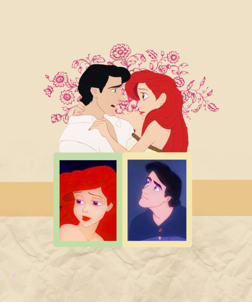 Silence is Beautiful. Ariel & Eric