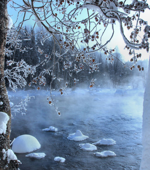 jixnce:  river view by *karil