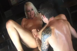 "lorelei lee and billy castro fisting.   (full scene at nofauxxx.com - edited scene in courtney trouble's ""Speakeasy"")"