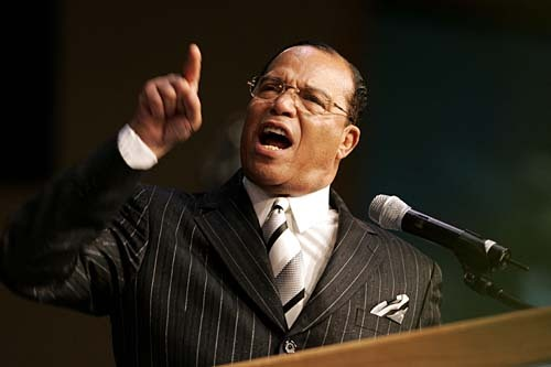 I can listen to Farrakhan all day..wise words, always.