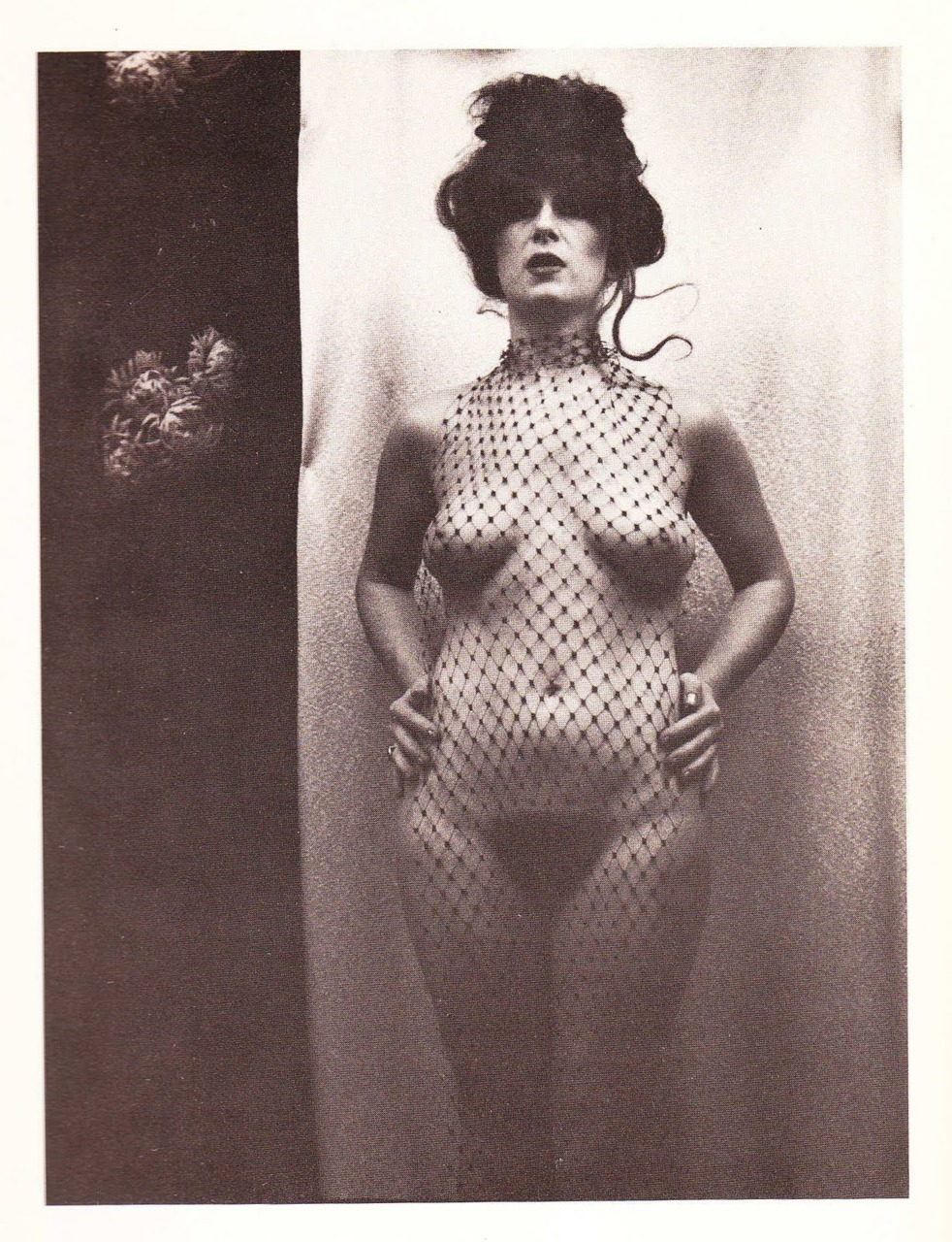 billyjane:  Self portrait [?] ,1970s by  Irina Ionesco * from  Au carrefour étrange