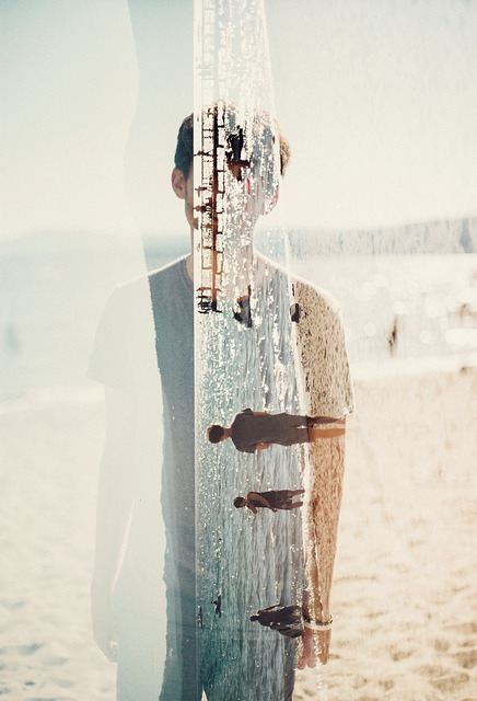 aahh a triple exposure <3