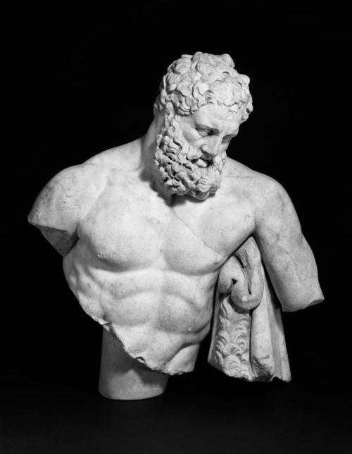 missfolly:  Turkey's 'Weary Herakles', from 2nd century AD