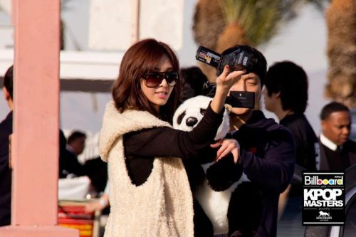 111124 G.NA arrives in Las Vegas for KPOP Masters