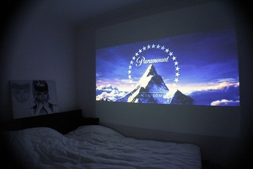 florida-sounds:  i want a projector in my room and watch movies all night  Future investment