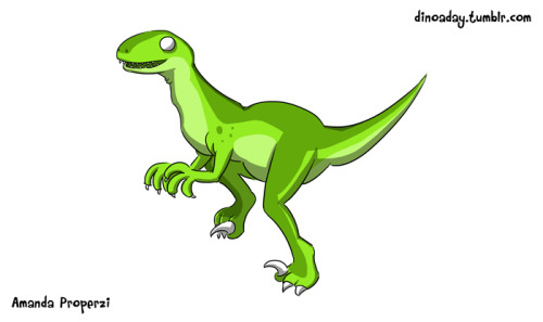 "Deinonychus (""Terrible Claw"") Lived: The early Cretaceous period. Size: 3.4 metres and 73 kilograms. About: Deinonychus is named for the large sickle-like claw located on both hind limbs. The similarities between the Deinonychus and birds is what led paleontologists to make the link between dinosaurs and their modern counterparts."