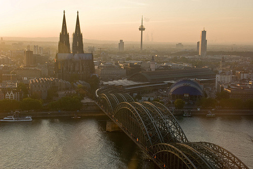 allthingseurope:  Cologne, Germany (by photo-maker)