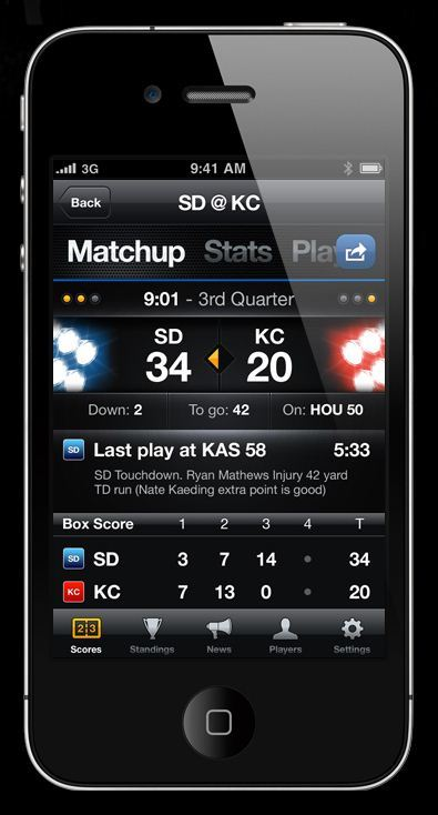 It's Here! THE BEST Sports App ever just got BETTER!