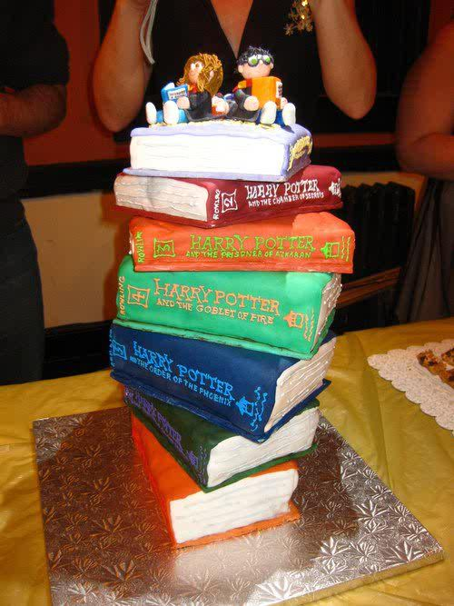 It's my birthday today and I really wish this was my cake!! :D
