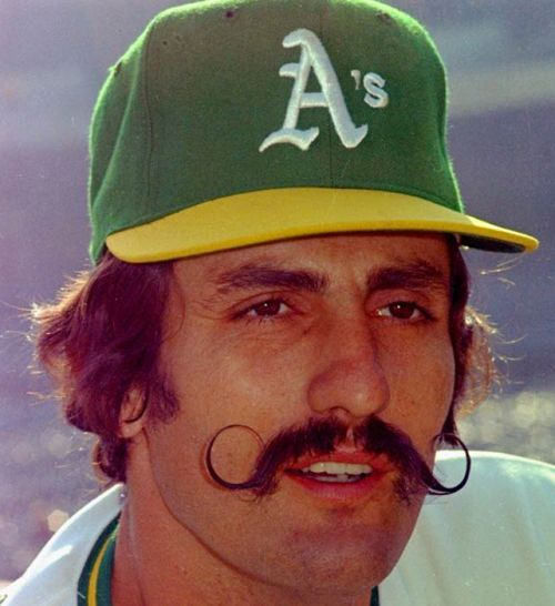 Rollie Fingers. (For Jaryn Bunney)