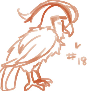 Number 18 Pidgeot