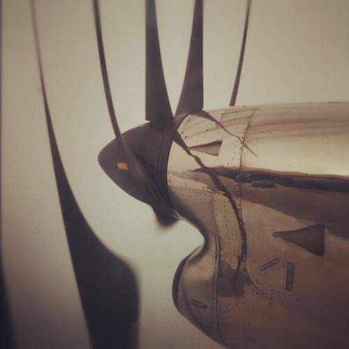 Propeller  (Taken with instagram)