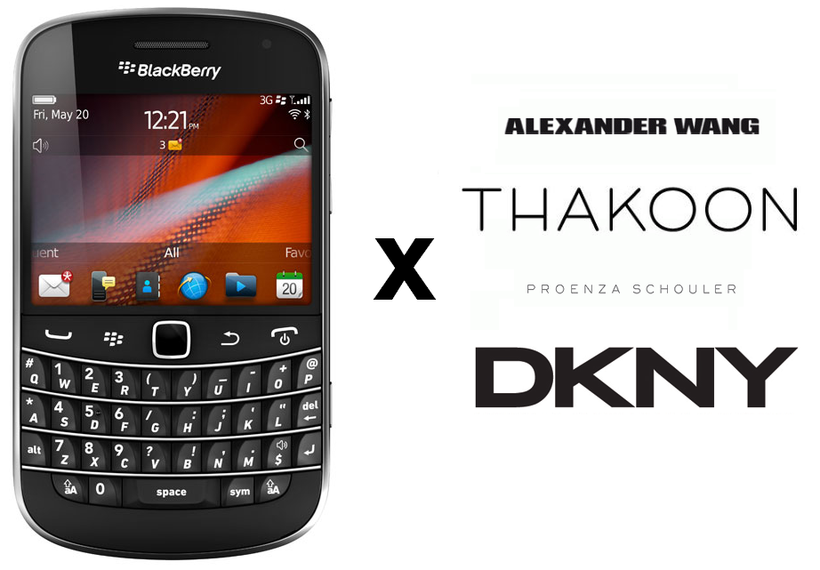 What brand would you fashheads like to see collab avec Blackberry?