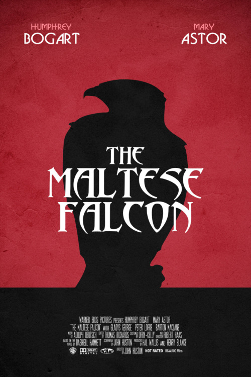 The Maltese Falcon by Andrew Millen