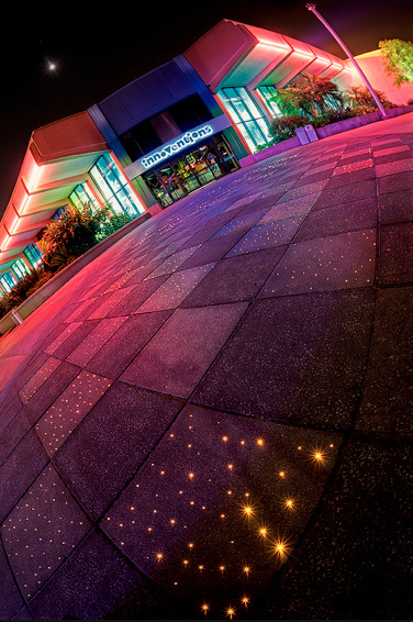 disneycollegeprogram101:  EPCOT - Innoventions and Starlight Walkways - Todd H